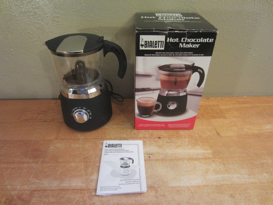 Breville Hot Chocolate Maker - Pumpkin Chocolate Chip Cookies